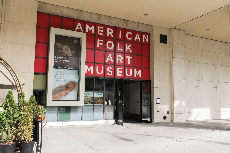 Image result for American Folk Art Museum