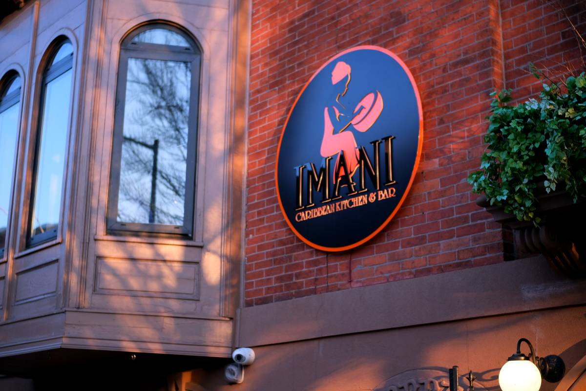 Eat At Imani A Caribbean Restaurant In Fort Greene